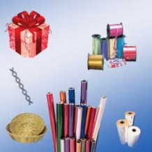 Essential items needed to make Gift Baskets