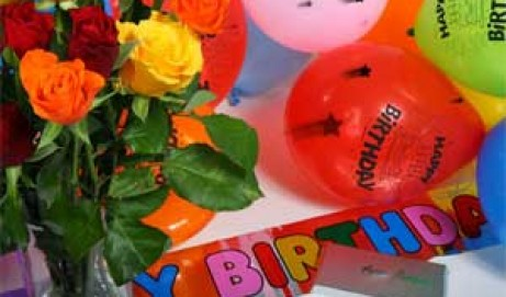 Quick and Easy Birthday Gift Basket Idea
